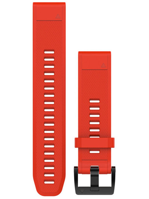 Garmin fenix 5 - QuickFit 22mm rouge